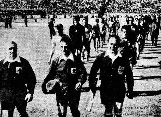 Portugalia Romania 13.06.1965
