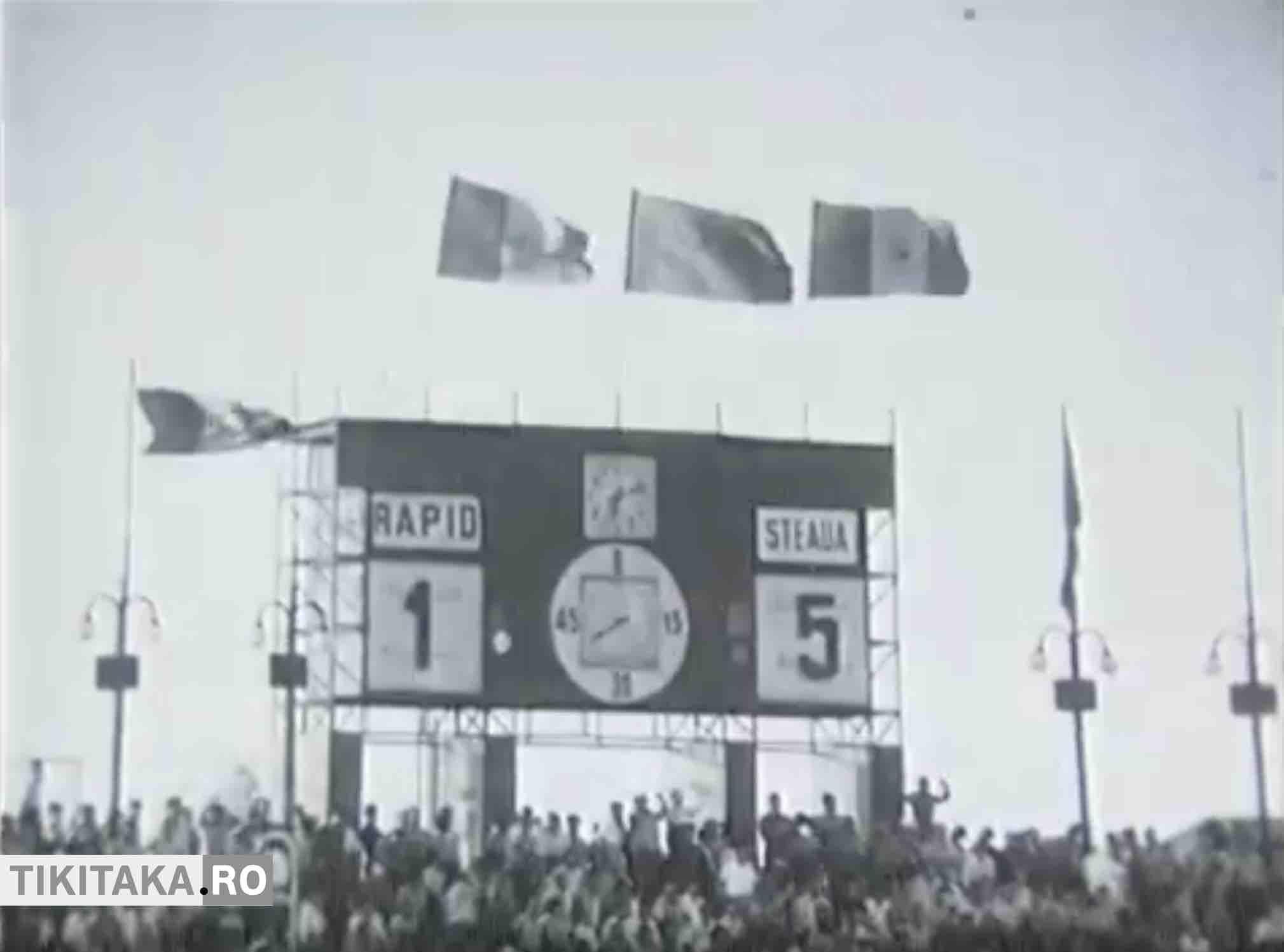 Steaua Rapid 1962