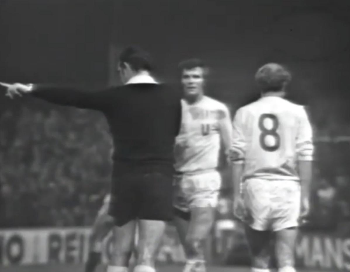 Standard Liege - Craiova 1973