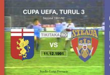 Genoa 1-0 Steaua 1991