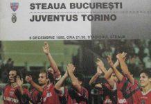 Steaua Juventus 1995