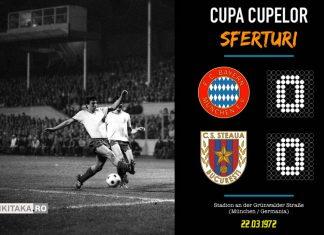 Bayern Munchen - Steaua 1972