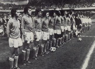 France Romania 1974