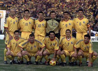 Romania 2-5 Danemarca 2003