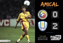 Romania Israel 1999