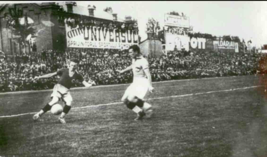 Romania Iugoslavia 1940