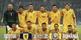 Scotia Romania 2004