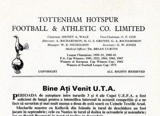 Tottenham UTA 1972