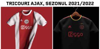 Ajax kit 2021-2022