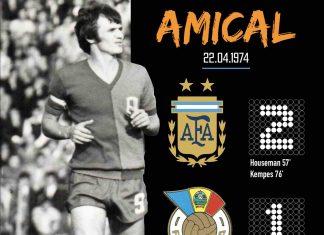 Argentina Romania 1974