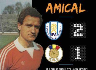 Israel Romania 1981