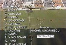 Romania Georgia 1996