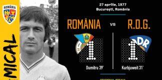 Romania RFG 1977
