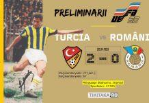 Turcia Romania 1959