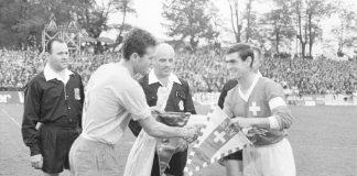 Elvetia 7-1 Romania 1967