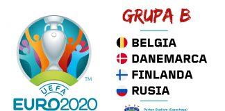 EURO2020 - GRUPA B