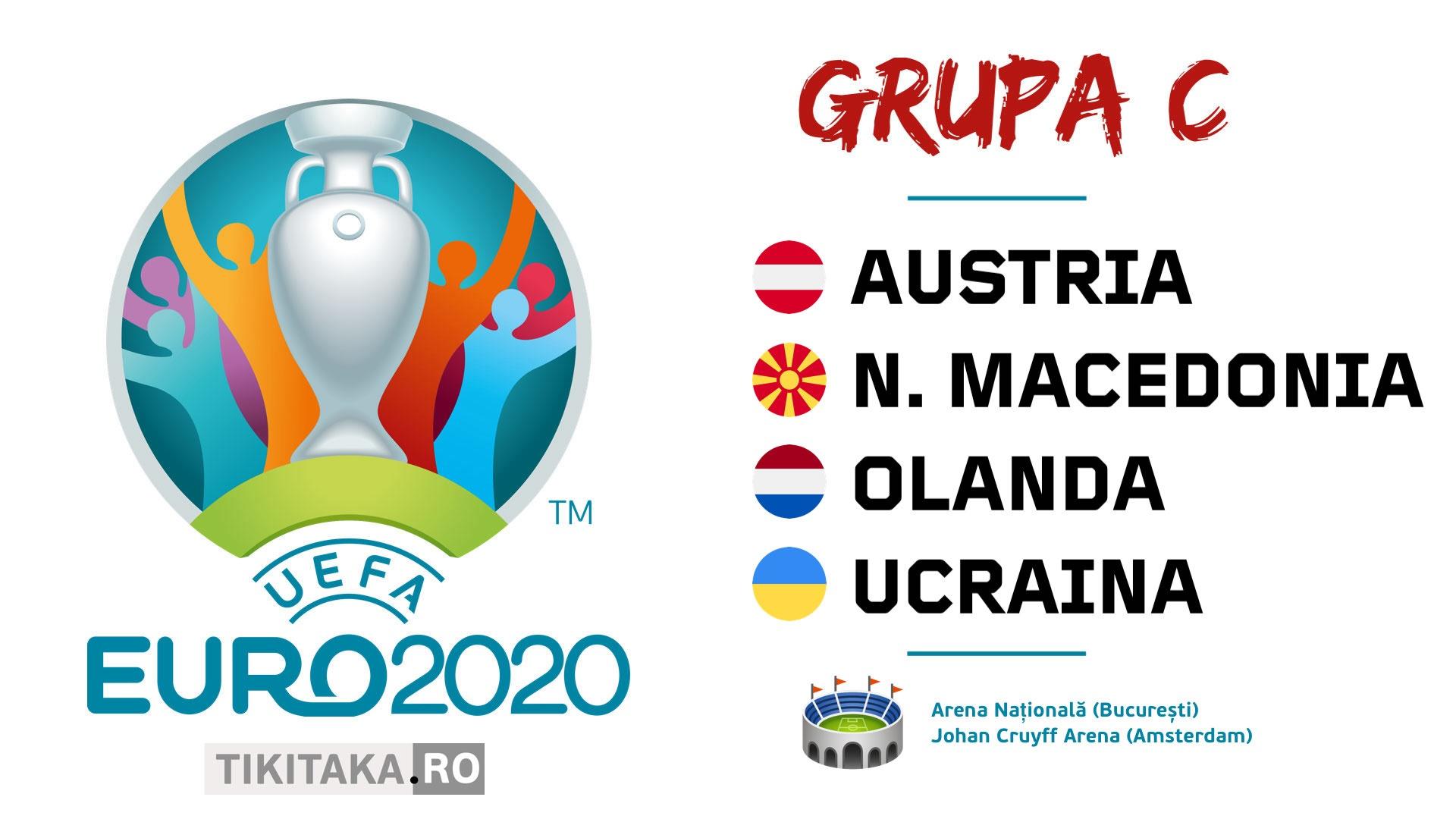 EURO2020 - GRUPA C