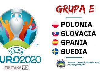 EURO2020 - GRUPA E