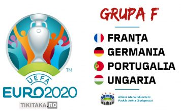 EURO2020 - GRUPA F