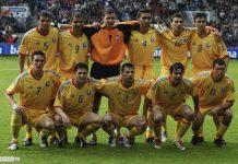 Norvegia Romania - 11 iunie 2003