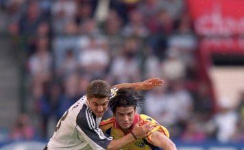Germania Romania 2000
