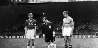 URSS Iugoslavia Finala EURO 1960