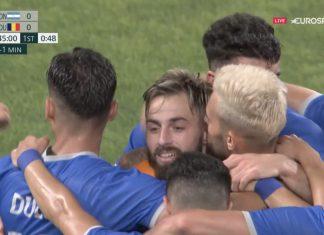 Honduras Romania 0-1
